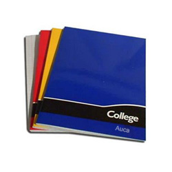 Cuaderno College Aron/G.Ch 80hj Mat.5mm