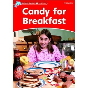 Literatura: Candy for Breakfast *Oxford Dolphin 2