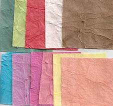 Papel Arroz Pliego 40 x 50 Colores
