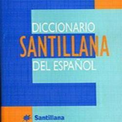 Diccionario Santillana del Espanol