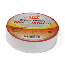 Cinta Transferible/Doble Contacto Artel 24mm x 10 mt